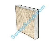 Tennant 1039097AM Filter Panl Dust 3.2 X 20.0 X 23.0 by Tennant