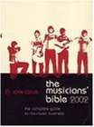 2002 Musicians Bible, John Collis, 0140295682