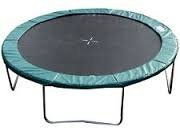 8' NEW DELUXE GREEN VINYL TRAMPOLINE PAD - $99 VALUE!!! by Trampoline Depot (Image #4)