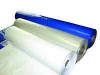 Dr. Shrink DS-147128W White 14' X 128' 7mil Shrink Film by Dr. Shrink