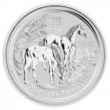 2014 1/2 oz Silver Australian Year of the Horse (The Horse Coin)