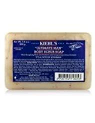 KIEHL'S Ultimate Man Body Scrub Soap 80413700 200g. Hot Items by kotala