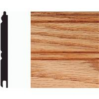 Solid Red Oak Tongue And Groove Wainscot for sale  Delivered anywhere in USA