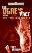 book cover of The Ogre\'s Pact