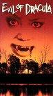 Evil of Dracula [VHS]