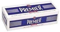 Premier Cigarette Tubes Full Flavor King Size - 50 Case