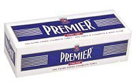 Full Flavor King - Premier Cigarette Tubes Full Flavor King Size - 50 Case