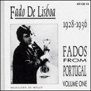 Special price Fado De Lisboa 1928-1936; From Fados Portugal 1 Lowest price challenge