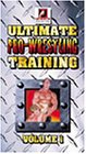 Ultimate Pro Wrestling Training 1 [VHS]