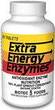 Biotec Foods Extra Energy Enzymes -- 100 Tablets Discount