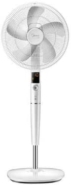 extremadamente silencioso 27 dB Midea FS40-16CR Ventilador de pie con mando a distancia multifunci/ón