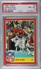 John Elway PSA GRADED 8 (Football Card) 1985 Topps - NFL Star Set #3 ()
