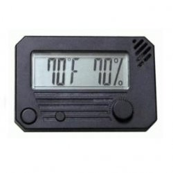 Rectangular Digital Hygrometer