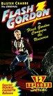 Flash Gordon Conquers the Universe [VHS]