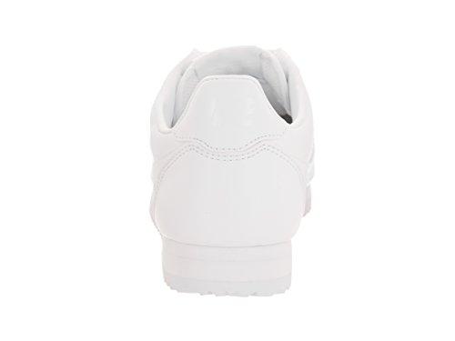 White 102 Leather Blanc Cortez Gymnastique de White WMNS Classic Chaussures Femme Nike qz7Fn