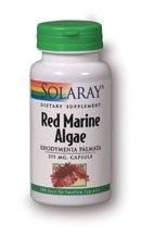 Solaray - Red algues marines - 100 Capsules