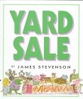 Yard Sale, James Stevenson, 0688141277