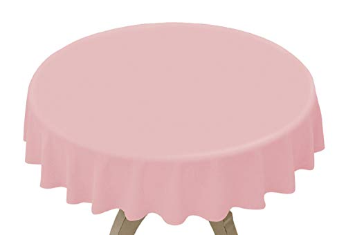 - Disposable Plastic Table Covers (4 Pack, 84