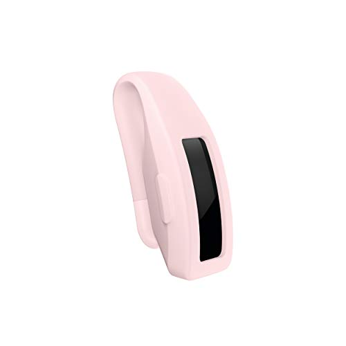Fitbit Inspire Accessory Clip, Official Fitbit Product, Soft Pink