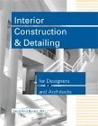Interior Construction and Detailing for Designers and Architects by David Kent Ballast (1994-05-03) 5 Ballast