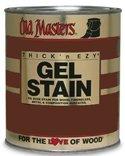 Old Masters 81508 Gel Stain Pint, Puritan Pine