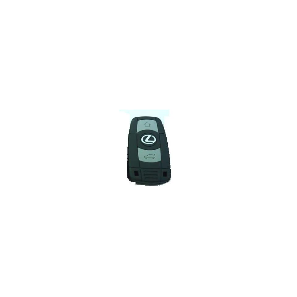 8g Lexus Car Key Shape USB Flash Stick Drive