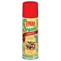 Pam Organic Canola Oil Cooking Spray, 5 Ounce -- 12 per case.