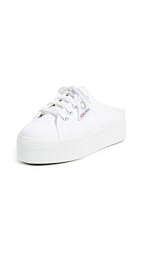 Sneaker COTW 2314 Superga White Women's fwX8z