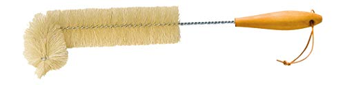 REDECKER Natural Pig Bristle Radiator Brush with Oiled Beechwood Handle, 18-1/2-Inches by REDECKER (Image #1)