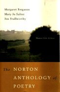 The Norton Anthology of Poetry 5th Edition.