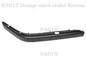 Genuine BMW E38 740i 750iL Passenger Right Front Bumper Impact Strip + Warranty