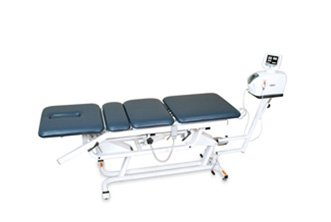 Chattanooga Group Adapta 4 Section Traction/Decompression Table - Black by Chattanooga
