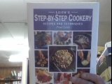 img - for Leith's Step-by-step Cookery book / textbook / text book