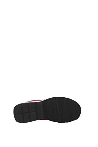 Fendi 8e6698a16c Tessuto Donna Sneakers Rosso Eu Twf0Z17q