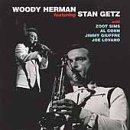 Woody Herman Featuring Stan Getz
