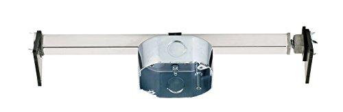 Westinghouse Fan Boxes - Westinghouse Lighting 0110000 Saf-T-Brace for Ceiling Fans, 3 Teeth, Twist and Lock (Renewed)