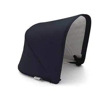Bugaboo Fox Classic Sun Canopy, Dark Navy