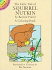 Little Tale of Squirrel Nutkin, Beatrix Potter and Pat Stewart, 0486281981