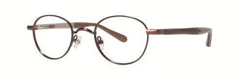 PENGUIN Eyeglasses THE TEDDY Brown 45MM