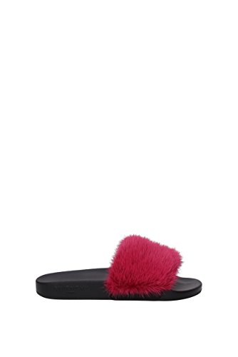 e Fuxia Ciabatte Pelliccia Givenchy EU Donna Zoccoli BE08209806 Sx5qWRv8w