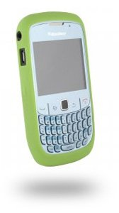 BlackBerry Rubber Skin Case for 8500 Curve 2 Series - ()