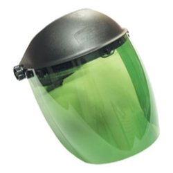 Deluxe Faceshield - Dark Green Tools Equipment Hand Tools