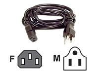 Belkin 20ft Univ Ac Power Replacement Ac Male To Ac Female