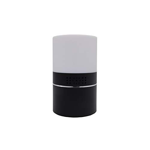 Minigadgets HCWIFI330LAMP WiFi Covert Camera Mood Lamp with Rotating Lens