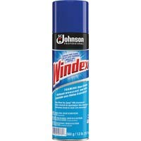 Windex 682276 Powerized Formula Glass & Surface Cleaner, 20oz Aerosol (Case of - Case 12 Cleaner Glass Cans