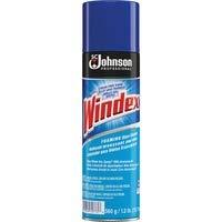 Windex 682276 Powerized Formula Glass & Surface Cleaner, 20oz Aerosol (Case of 12)