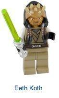 Eeth Koth - Lego Star Wars Minifigure
