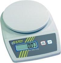 Bilancia compatta di precisione Kern emb500–1–500g lettura a 0.1g EMB 500-1 365396