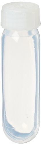 Nalgene Fluorinated Ethylene Propylene Oak Ridge Centrifuge Tube, 50ml (Case of 10) by Nalgene