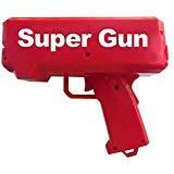 Cash Money Gun,AHBLQD, Making A Cash Rain Money Toy Gun, Contains Battery and Props Money]()